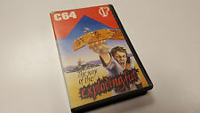 * Commodore 64 RARE Game * THE WAY OF THE EXPLODING FIST * C64