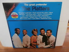 "the platters""the great pretender"".lp12""italie.mercury:9279148.de 1975."