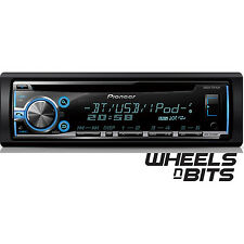 Brand NEW PIONEER BLUETOOTH 2 TELEFONI funzione Stereo Auto iPod iPhone Android USB