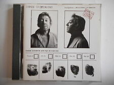 SERGE GAINSBOURG : YOU'RE UNDER ARREST - 1ére édition CD ALBUM --  PORT 0€