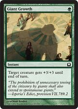 *MRM* FR 4x Croissance gigantesque ( Giant Growth ) MTG Return to ravnica