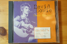 Rare David Bowie Ziggy CD Live Santa Monica 20/10/72 3 Track MINT Griffin Ltd