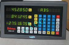 New 3 Axis Multi-functional Digital Readout DRO Fast Shipping