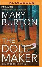 Forgotten Files: The Dollmaker 2 by Mary Burton (2016, MP3 CD, Unabridged)