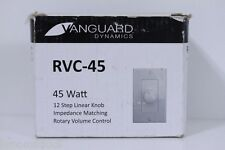 New Vanguard Dynamics RVC-45 45 Watt Rotary Volume Control (White)