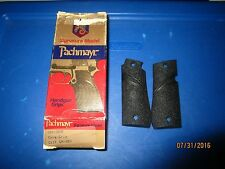 LOT #119  NEW PACHMAYR GRIP FOR COLT GOVERNMENT .380 ACP