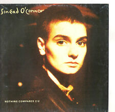 SINEAD O' CONNOR - NOTHING COMPARES 2 U  -  SOLO COPERTINA - ONLY COVER -  EX
