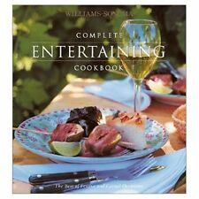 Williams-Sonoma Complete Entertaining Cookbook 1998 HC DJ (10916-1303)