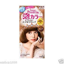 Kao Japan liese Prettia Bubble Hair Color Kit (Royal Brown) 57614 EZ