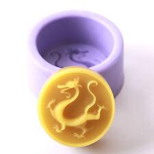 Dragon Silicone Soap Mould R0147 FREE P&P