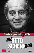 DIE OTTO SCHENK BOX (Theater & Kabarett) 10 DVDs NEU+OVP