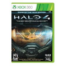 NEW Halo 4: Game of the Year Edition (Xbox 360) NTSC