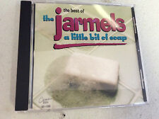 The Best Of The Jarmels A Little Bit Of Soap RARE CD Cema Import Tested! Works!