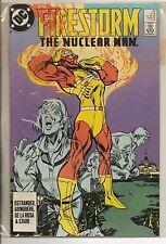DC Comics Firestorm #82 February 1989 NM-