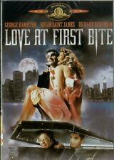 LOVE AT FIRST BITE - GEORGE HAMILTON - NEW & SEALED DVD
