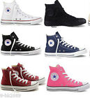 HOT!Women Lady ALL STARs Chuck Taylor Ox High-top shoes casual Canvas Sneakers