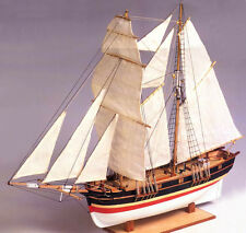 "Beautiful, brand new wooden model ship kit by Constructo: the ""St. Helena"""