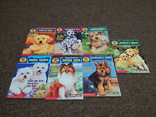 Jenny Dale 6 children books Series: Puppy Patrol, puppies