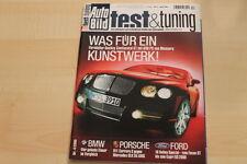 72958) Mercedes SLK 55 AMG vs Porsche 911 Carrera S - Auto Bild test & tuning 04