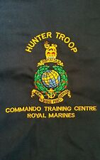Sports Jacket Royal Marines Commando Training Centre Tour T Shirt Large 42/44
