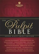 HCSB Pulpit Bible (Black Padded Hardcover), , Good Book