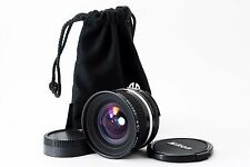 Nikon Ai-s NIKKOR 20mm f/2.8 Wide Angle MF Lens SLR Top Mint from Tokyo Japan