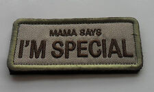 I'M SPECIAL Tactical Military Morale   Patch    SK 413