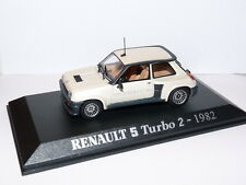 Voiture 1/43 M6 Universal Hobbies / norev  RENAULT 5 TURBO 2 1982