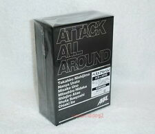 AAA Attack All Around BOX Japan Ltd 2-CD+2-DVD+60p booklet
