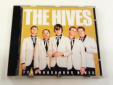THE HIVES TYRANNOSAURUS HIVES CD