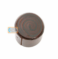 THOR 16R Size 4 REPLACEMENT RAWHIDE FACE (50mm) Hammer Head Cap
