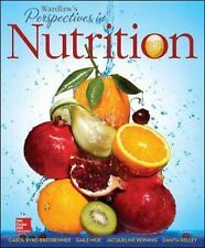 USA HARDCOVER Wardlaw's Perspectives in Nutrition by Gaile Moe, Carol Byrd