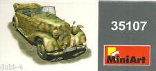 MiniArt 35107 - German Staff Car Type 170 V Cabriolet B  - deutscher PKW - 1:35