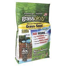 2 PK Telebrands Grassology Grass Seed 3 Lb. Seen on TV Low Maintenance