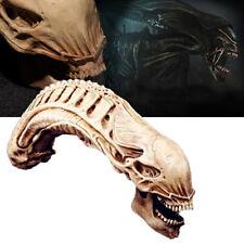 Alien Statue Resin Skull Skeleton Figure Model Animal Sculpture For Decoration