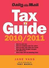 Daily Mail Tax Guide 2010 / 11,ACCEPTABLE Book