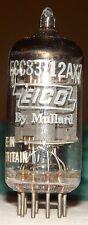 Strong & Balanced Eico Mullard Ecc83 12ax7 Vacuum Tube