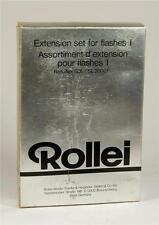 ROLLEI ROLLEIFLEX SLX SL 2000F EXTENSION SET FOR FLASHES