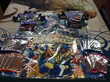 Card Fight Vanguard Lot Boosters - Deck Boxs - Playmats - New Sealed