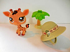 LPS #902 Safari Giraffe Year 2007 Littlest Pet Shop