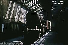 British Rail LMS 8F No.48696 Coalville 07/06/65 Rail Photo R0141