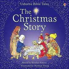 Bible Tales: The Christmas Story,GOOD Book