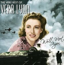 We'll Meet Again The Very Best Of Vera Lynn - Vera Lynn (2009, CD NEUF)