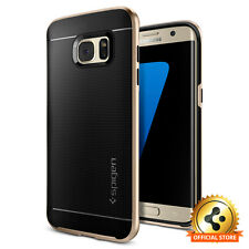 Spigen® For Samsung Galaxy S7 Edge [Neo Hybrid] Shockproof Bumper Case TPU Cover