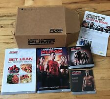 Les Mills Pump Body Building Sculpting 10 DVDs Work Out. Free Shipping