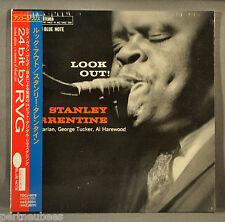 STANLEY TURRENTINE Look Out! JAPAN '99 Ltd Orig Mini LP CD 24-bit OBI TOCJ-9076