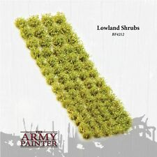 Army Painter Battlefields XP – Lowland Shrubs (77) | Basegestaltung-Grasbüschel