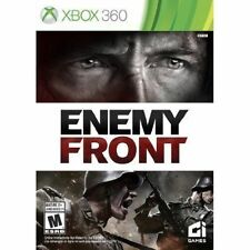 Enemy Front USED SEALED (Xbox 360) **FREE SHIPPING!
