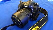 Nikon D7200 + Objektiv 18-105mm DX ED VR und Extras Kamera