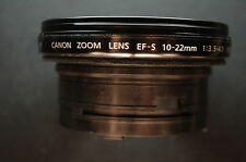 CANON EF-S 10-22MM 3.5-4.5 USM Front Ring Repair Part Original Part CY3-2113-000